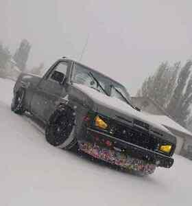 Nissan Hardbody D21, Street Cred Machine! + 240sx KA24E