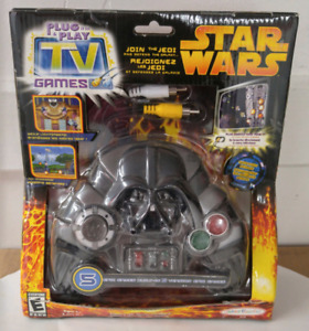 STAR WARS PLUG AND PLAY REVENGE OF THE SITH VIDEO GAME
