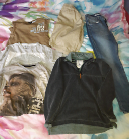 Boys clothes age 10 upto 13