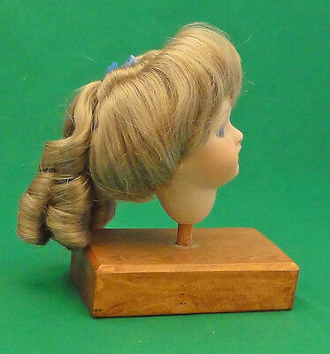 RENEE - SIZE 12-13 BLONDE  doll wig  by Playhouse
