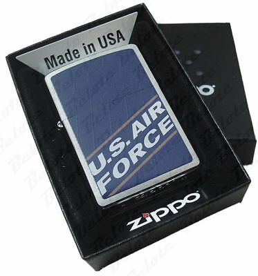 Zippo Lighter 24827 US Air Force New in Box U.S. Air Force