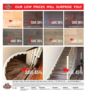 LAMINATE -ENGINEERING -HARDWOOD -VINYL-STAIRCASE-FLOORING
