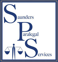 Saunders Paralegal Service - Now in Kingston Ontario