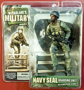 "McFarlane Toys 6"" Military Series 3 - Navy Seal Boarding Unit"