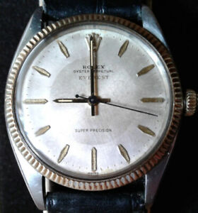 1958 rolex Everest super precision