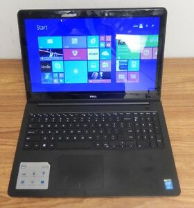 Dell Inspiron 15.6 inches - HD Touch Screen Laptop- Like New