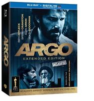 Argo: Extended Edition [Blu-ray]  $20.00