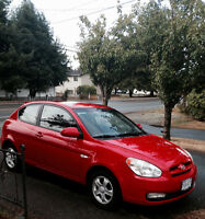 2007 Hyundai Accent Hatchback