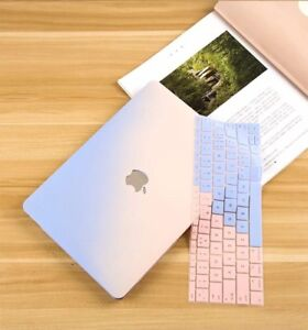 Mac Air laptop and keyboard cover