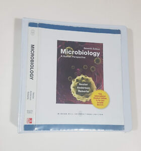 Microbiology: A Human Perspective textbook