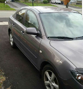 07 Mazda3