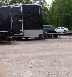 STOLEN very very Tall Trailer . Reward $$$