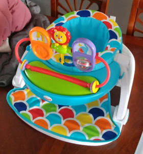 Chaise fisher price