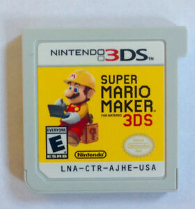 Super Mario Maker (Plays on 2DS & 3DS)