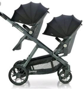 Joovy Qool Double Stroller