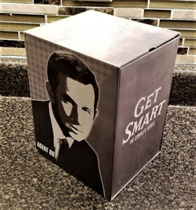 GET SMART - The Complete Series (DVD) Gift Set