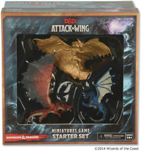 Dungeons & Dragons: Attack Wing Collection Board Game