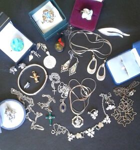 SIMPLY SILVER.....25 PIECES LOT SALE ONLY!