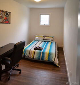 All inclusive, New Construction, Clean. Quiet next to Ottawa U