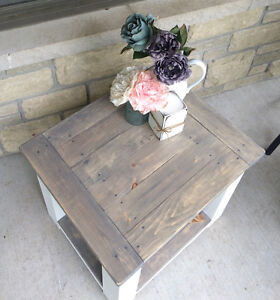 Rustic Country Chic Coffee tables with matching side tables Kingston Kingston Area image 10