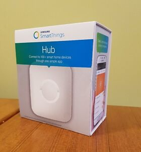 Smartthings Hub v2 by Samsung, brand new in open box
