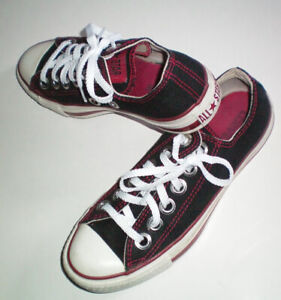 Converse Unisex Classic All Stars Low Cut Shoes 107938 SizeMens5