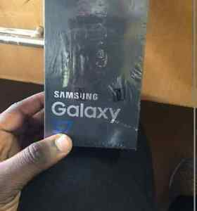 SEALED Samsung Galaxy S7 32GB Black