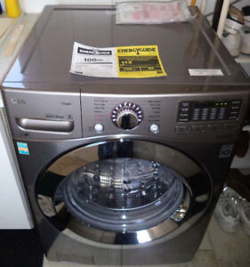 LG FRONT-LOAD WASHER FOR SALE!!