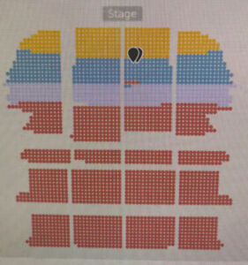 Jay Park Row 10 Orchestra Right Centre Tickets