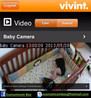 Vivint Home Automation & Security, Camera, Monitoring Promotions