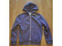 Range of jacketed /hoodies