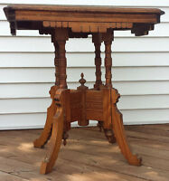 Antique EastLake Table