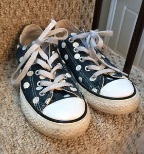 Converse All Star girls size 1