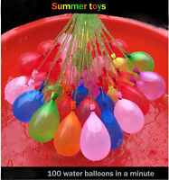 Summer Magic Balloons Water kids toys Bunch