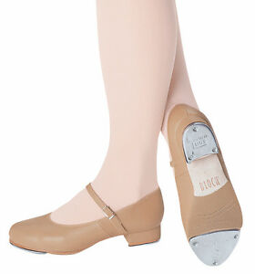 Bloch,Tan, Tap Shoes -Size 5.5 and 1 Strathcona County Edmonton Area image 1