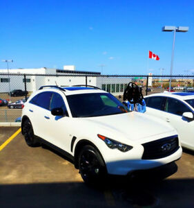 2015 QX70 Sport Infiniti Other SUV, Crossover