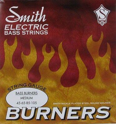 LIGHT GAUGE 4/'s KEN SMITH CRL COMPRESSORS BASS STRINGS 40-102