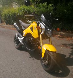 Honda MSX 125 OG Grom 2014