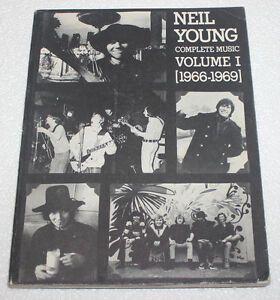 Neil Young – Complete Music Volume 1 (1966-1969)