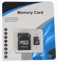 Brand new 256gb micro sd card with adapter