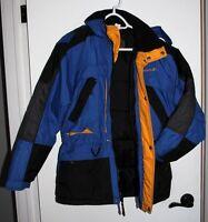 Boys Mobius Ski Jacket