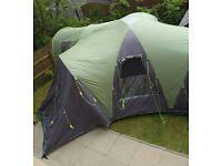 Gelert Tahoma 9+ Tent