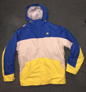Men's XL DC Shoe Co Winter/Snowboarding Jacket