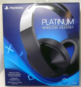 Playstation 4 Platinum Wirless Headset