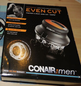 Great deal ! Almost new Conair hair shaver
