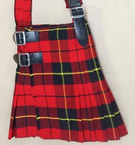For the Scottish Lass-Unique Kiltie Tartan Women's Shoulder Bag