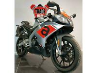 2017 APRILIA RS RS4 125 ABS LEARNER TRADE SALE/CAT N CONTACTLESS PAY/DELIVERY
