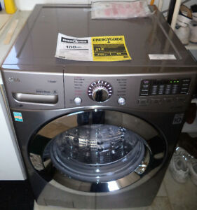 LG FRONT-LOAD WASHER FOR SALE!! $1,200.00