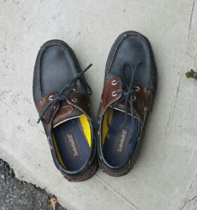 Men's Timberland Shoes - Size 8.5