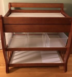 Brand new changing table-never been used